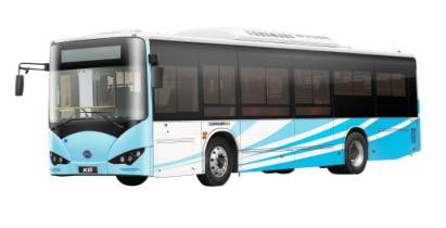 打造行业精品车型 比亚迪2017款K8纯电动客车产品解析