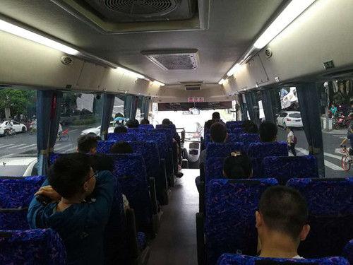 """杭州定制公交升级版——""""心享巴士"""""""
