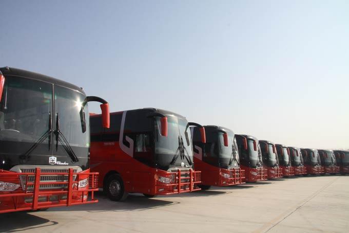 深耕海外,中通客车迎来了更快速全面的发展