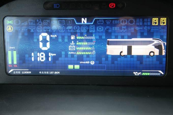 数字化液晶仪表